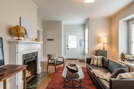 Stylish, Historic, Upper Apt Near Downtown - Winston-Salem - อพาร์ทเมนท์