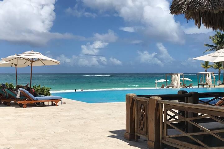 Beach/Golf Vacation Condo @ Hard Rock Punta Cana