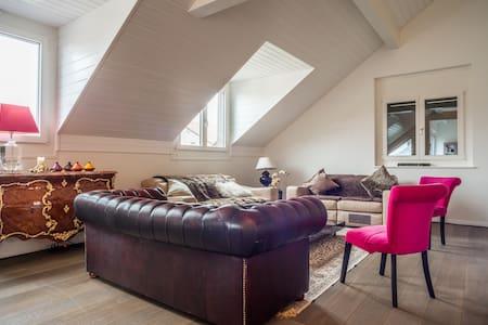 Chaleureux et spacieux 5 pièces - Apartment