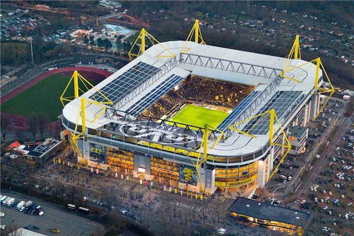 Gemütliches Zimmer mitten in Dortmund-City