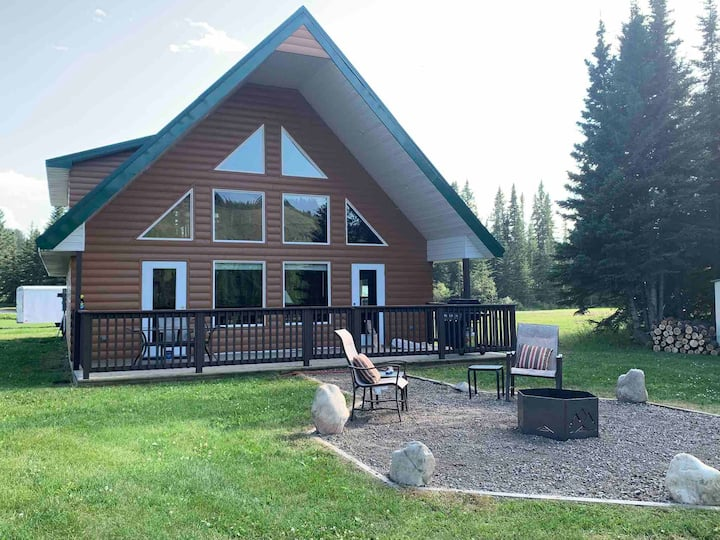 Mountain-Aire River View Cabin 101