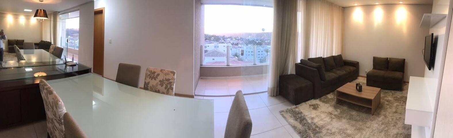 Apartamento completo sem similares na região
