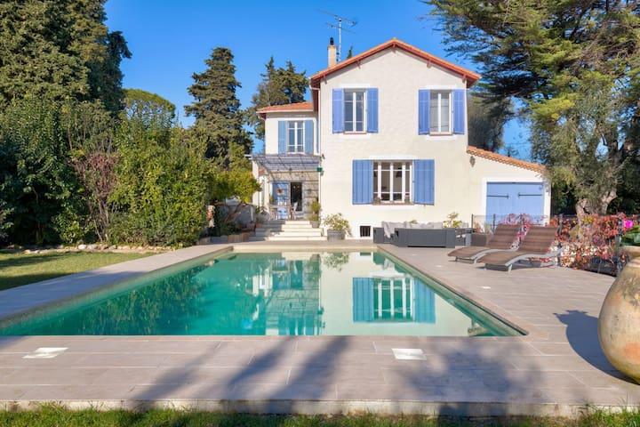 Juan les Pins Beach House