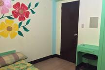 Quadruple Room No. 1