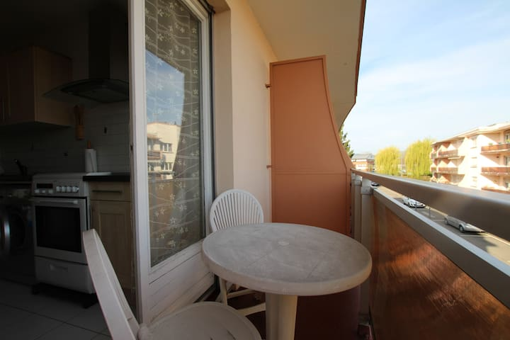 Colmar Appartement MARAICHERS - Nature et Calme