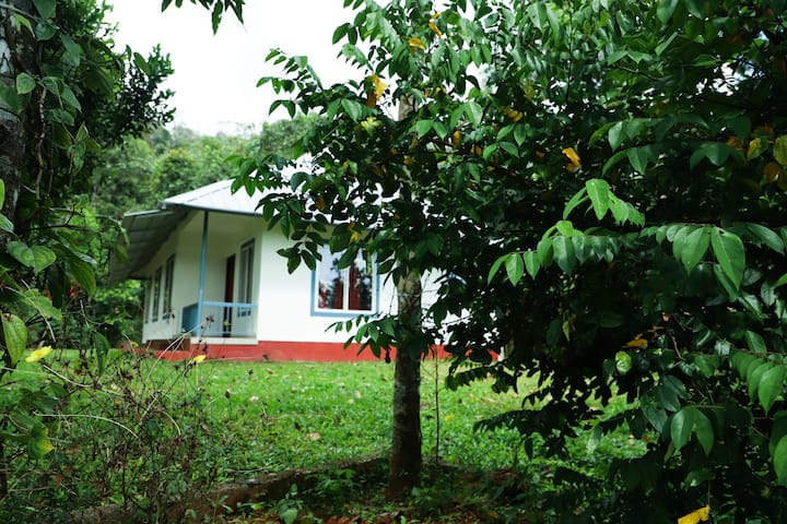 3BR | FarmStay 1 | Surrounded by hills and Gardens