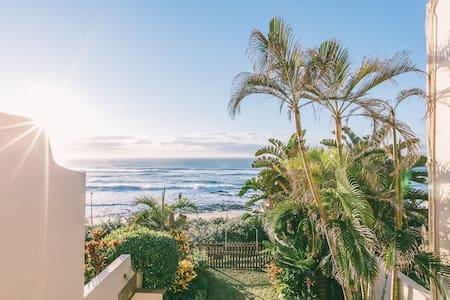 Luxury beach holiday villa