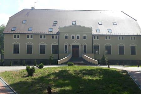 Pałac w Ogartowie zaprasza.