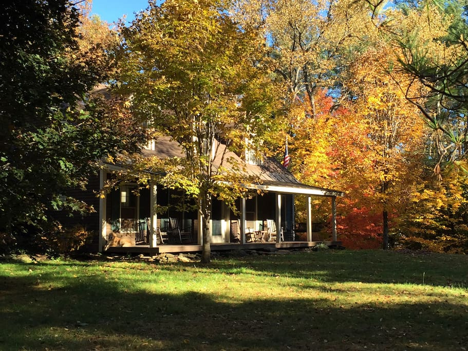 Londonderry vermont country home houses for rent in for Vermont country homes