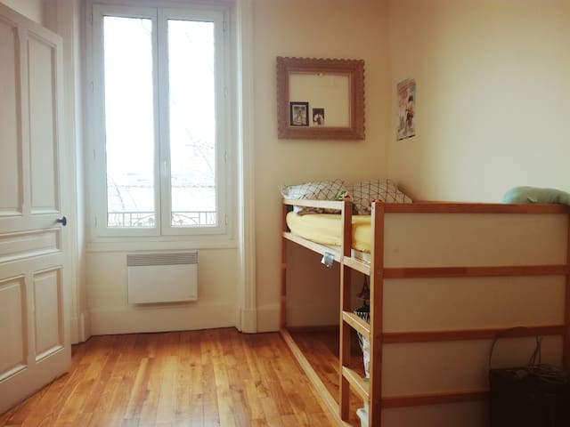 Appartement 2 pièces Gerland