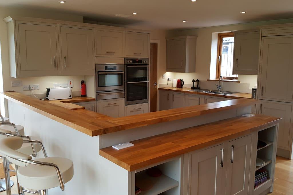 Maesbrook Kitchen