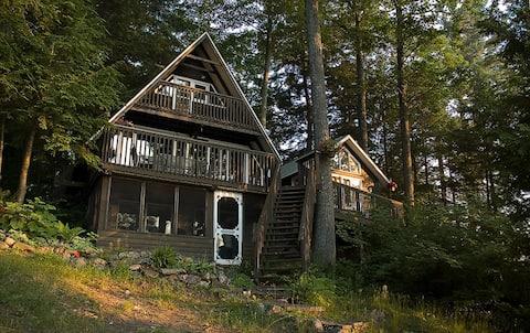 Horská chata Lakeside