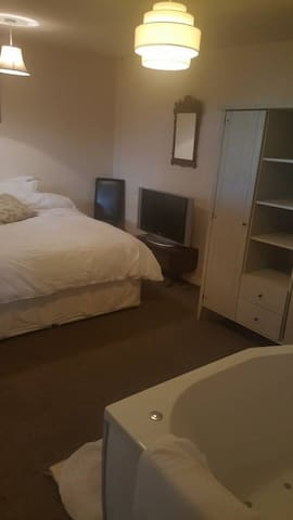 Lovley Double room with ensuiet