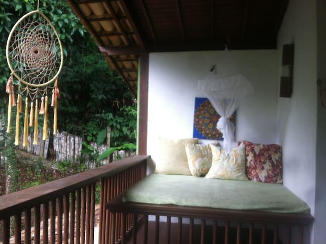 Aluguel de quarto suite centro, Arraial D´ajuda - Arraial d'Ajuda - House