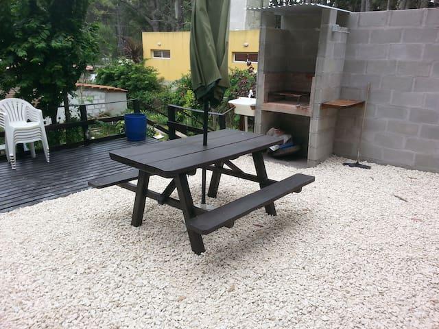 Casa De 3 Ambientes - Verano y Feriados - Mar de las Pampas - House