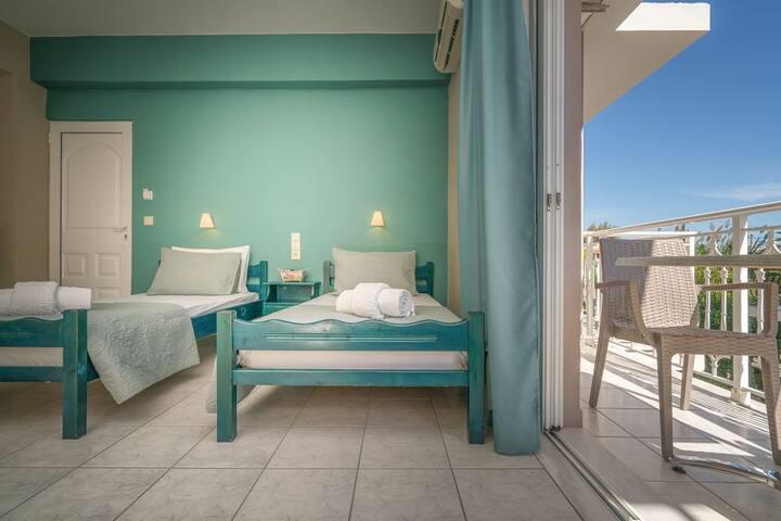 Nikos & Maria Studios - 1 - Laganas - Apartamento