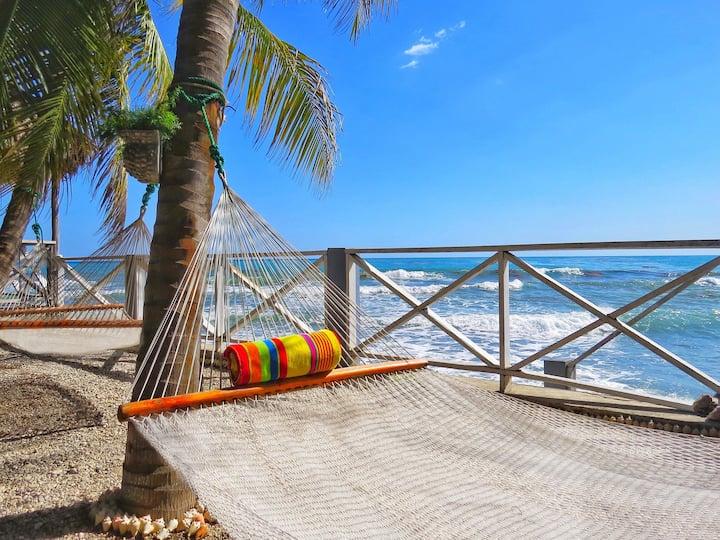 Romantic Ocean Terrace (#3), Jacmel