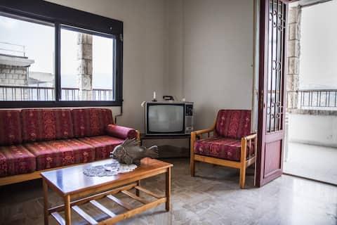 Entire Traditional Lebanese House w/ Garden