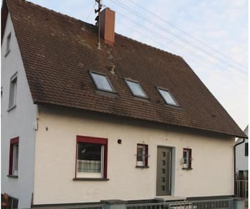 "Modern Apartment ""Tiny Ferienwohnung Markdorf"" near Lake Constance with Wi-Fi & Garden; Parking Available"