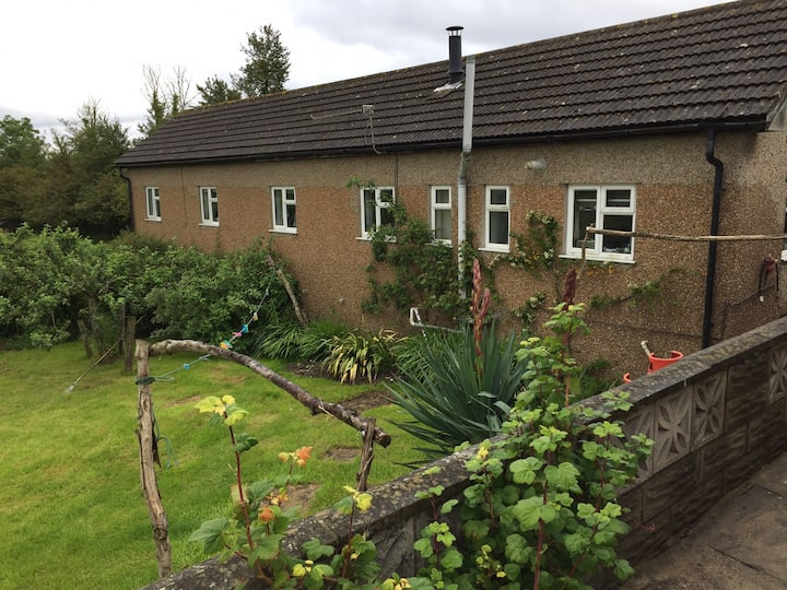 Quite,Private,Rural and close to Cardiff Airport