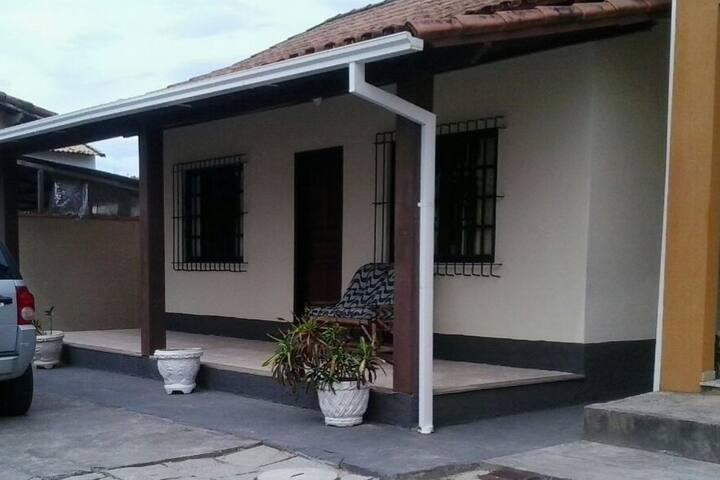 Casa aconchegante familiar em Rio das Ostras