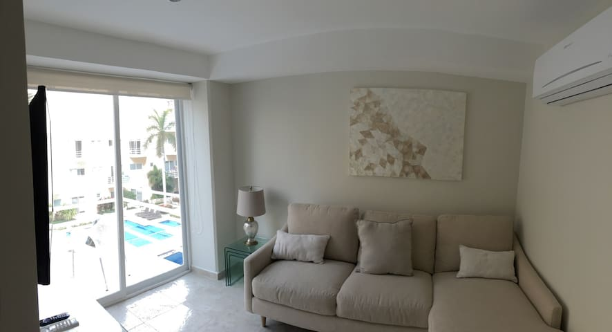 Beautiful Apartment in the Best Zone of Acapulco