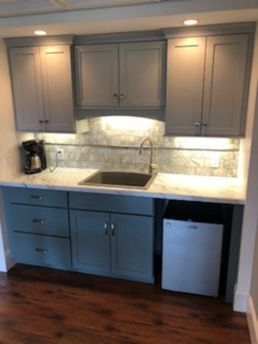 Brand New Granite Counter Kitchen