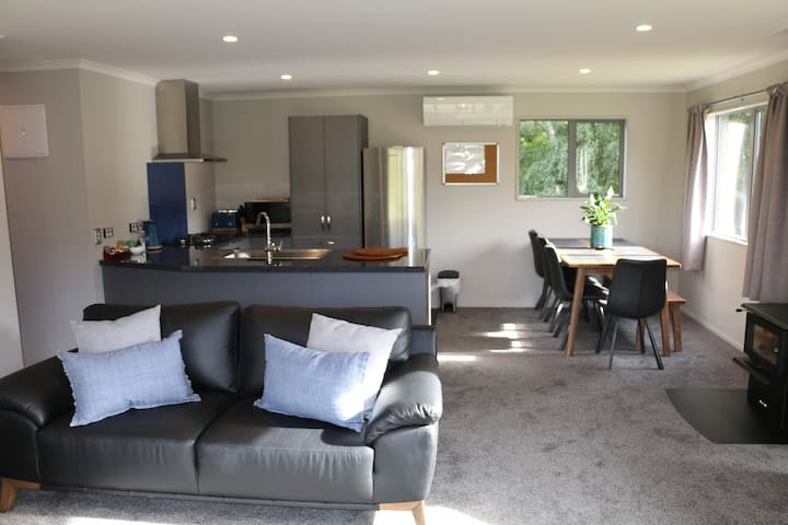 ** BRAND NEW ** Alpine Views Burkes Pass - Tekapo