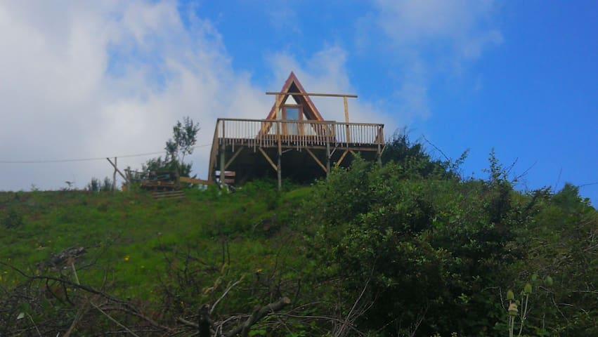 Tree house in Sakarya camping and climbing with O2