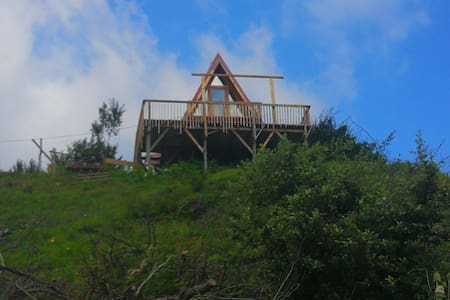 Tree house in Sakarya camping and climbing with O2
