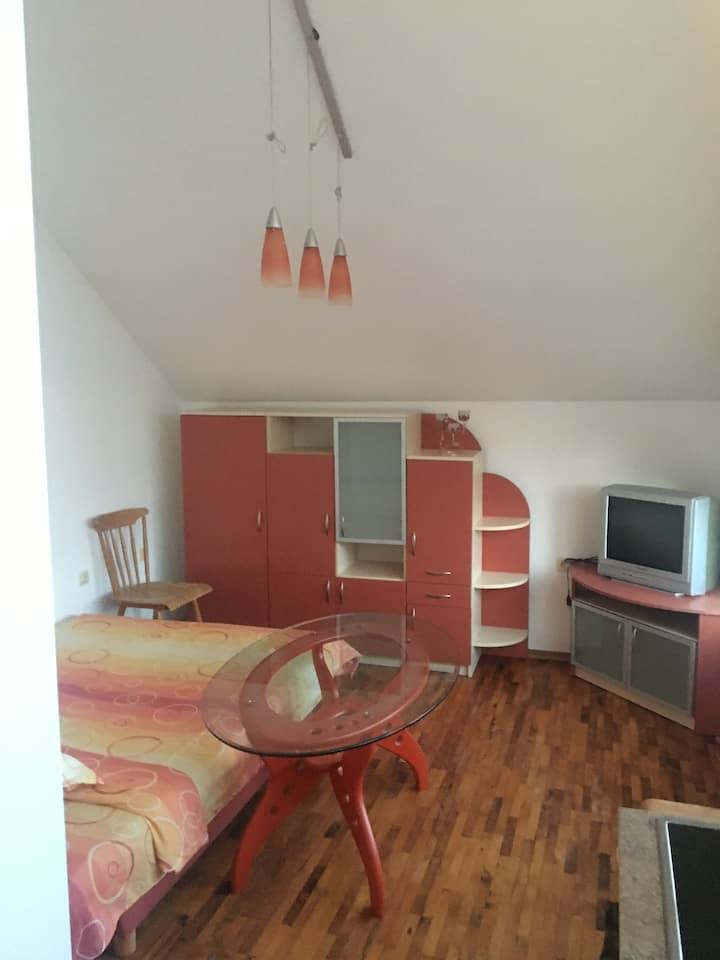 Ruse center river apartment