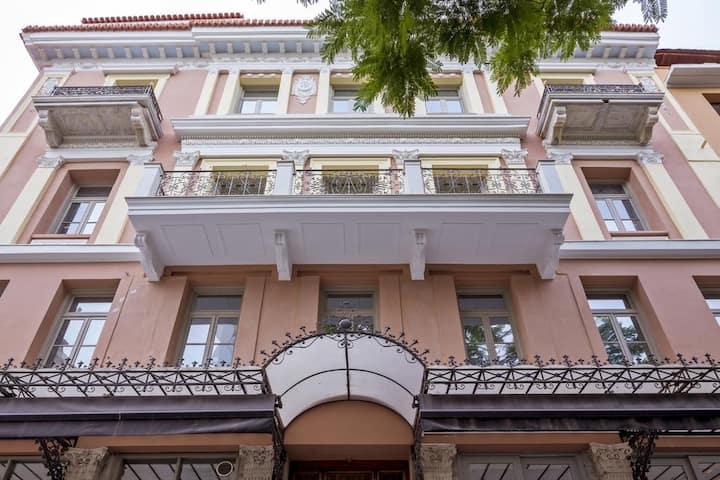 Superior Room with City View - Emporikon Athens