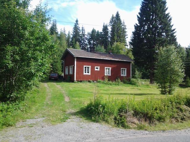 Countryside cabin Järvsö Nordsjö