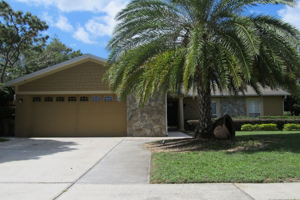New 3 Bedroom 2 Bathroom Vacation Home In Orlando Houses For Rent In Orlando Florida United