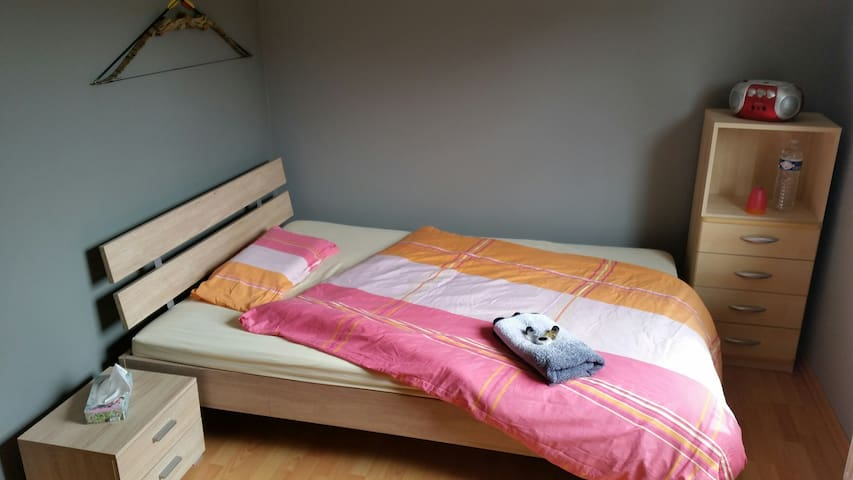 Room well located near city LUX per day/week/month - Stadbriedemes - Huoneisto