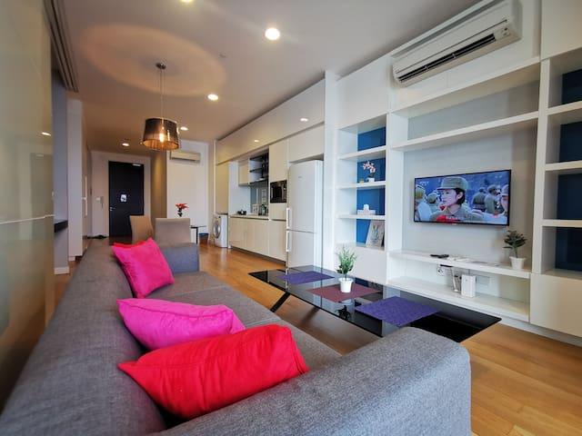 Living hall 客廳