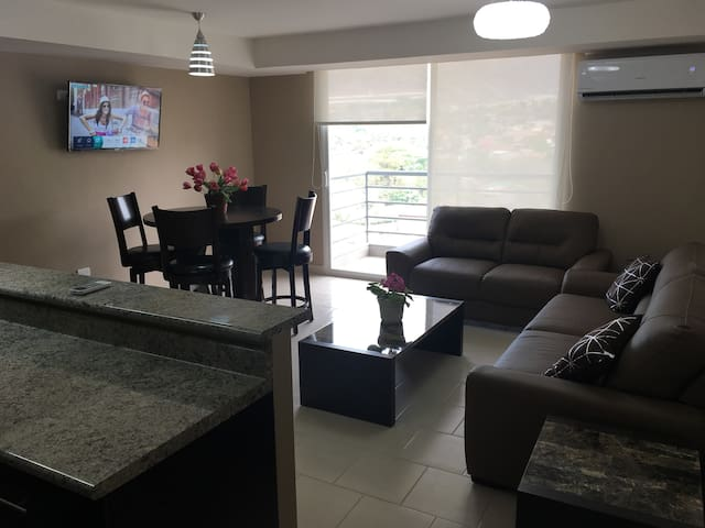 Ecovivienda 2 Bedroom - Fully Furnished Apartment