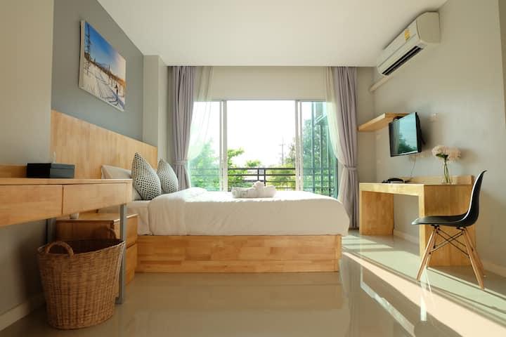 ZEN-STYLE Standard Room with breakfast