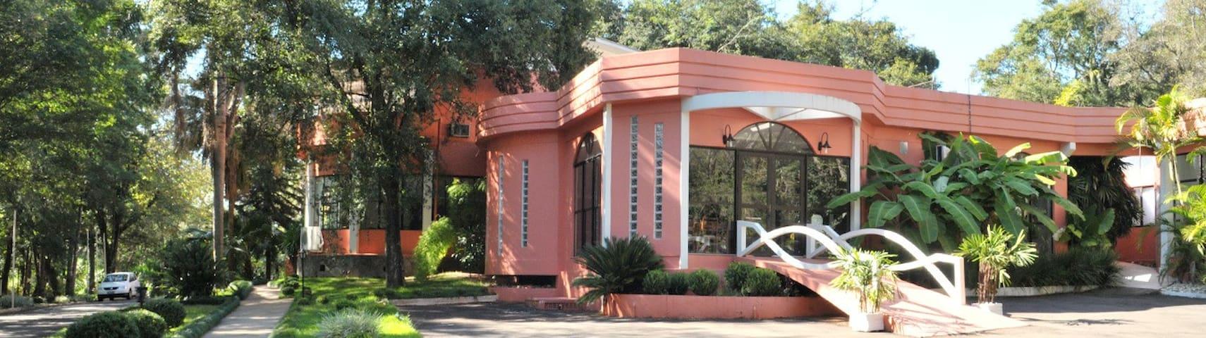 Letto Hotel & Spa Fonte Ijuí Quarto Luxo