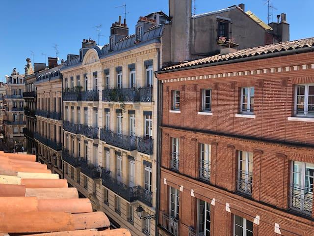Rue Rémusat!