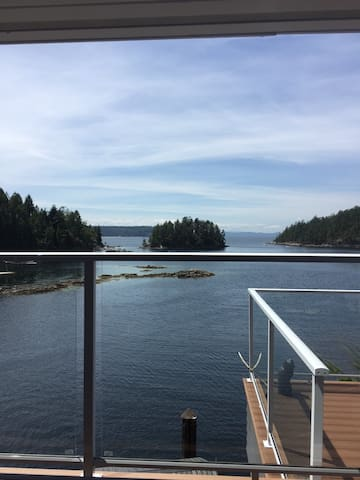 Secret Cove Private Luxury Waterfront Home - Halfmoon Bay - House