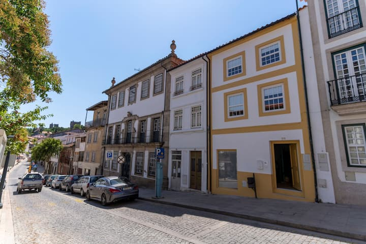 Casa no centro histórico de Bragança