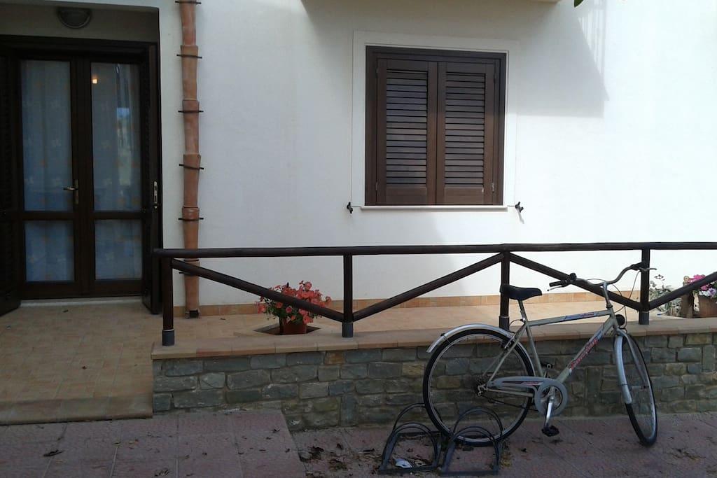 Veranda ingresso