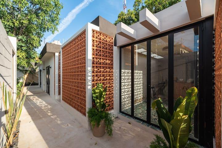 Tropical Loft, Terrace & Pool - Volver a Verde 1
