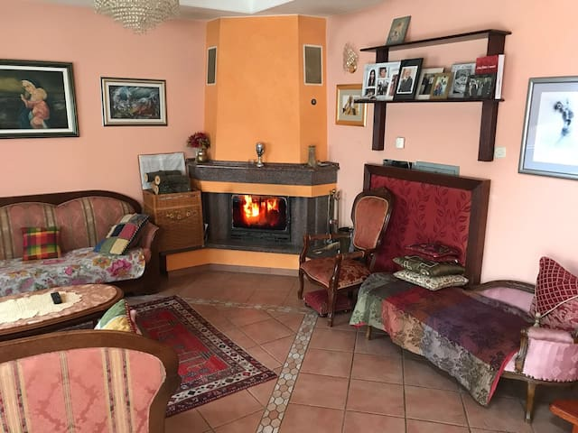 Spacious cozy house in the Samobor City Centre