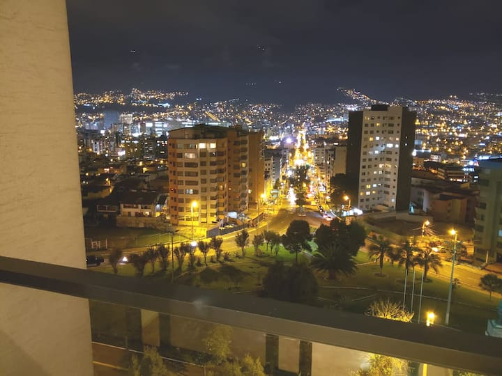 Departamento en la mejor zona de Quito