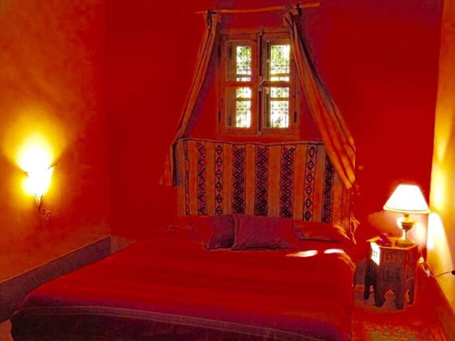 Guest room, double occupancy, private bathroom en-suite.
