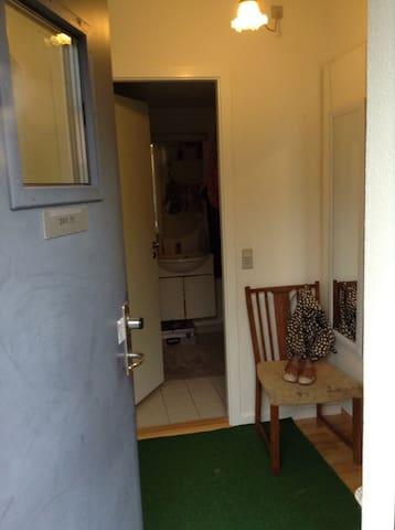 Familievenlig lejlighed - Århus N  - Huoneisto