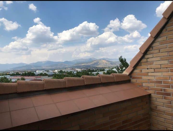 Apartamento collado Villalba