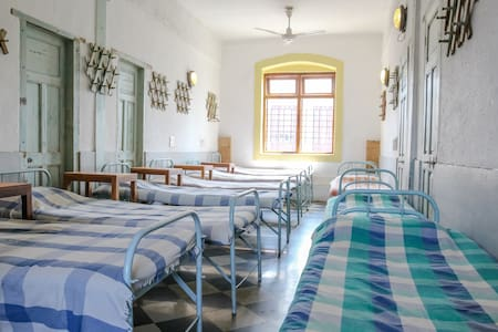 10 beds in a Dormitory room (per bed) - Bombay